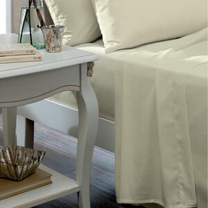 Luxury Percale Flat Sheets