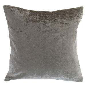 Velvet Crush 2 Pack Cushion Cover 45x45cm - Honey