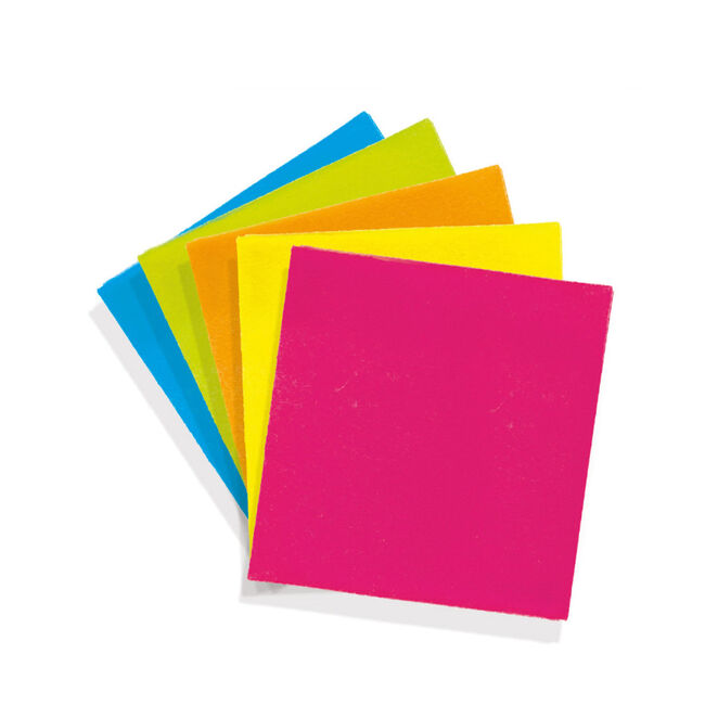Duzzit Rainbow Cloths 5 Pack