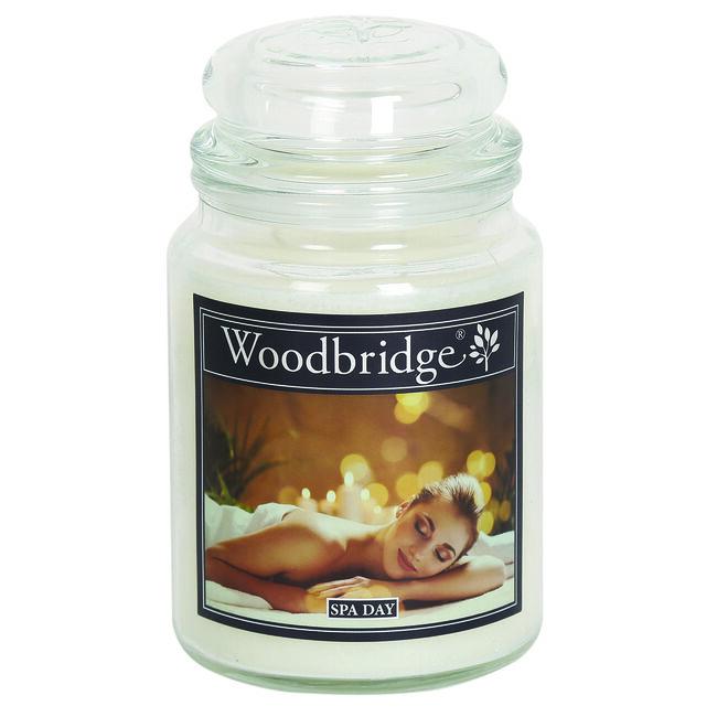Woodbridge Spa Day Large Jar