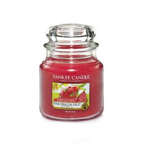 Yankee Pink Dragon Fruit Medium Jar