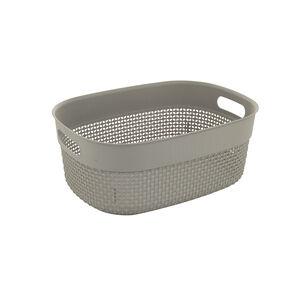 DOT Charcoal Storage Basket 12L