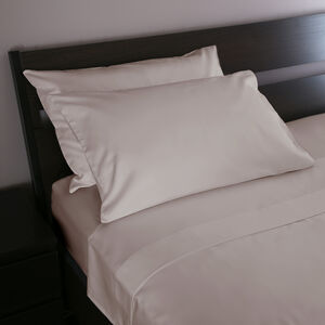 Housewife 500 Threadcount Cotton Pillowcase Pair