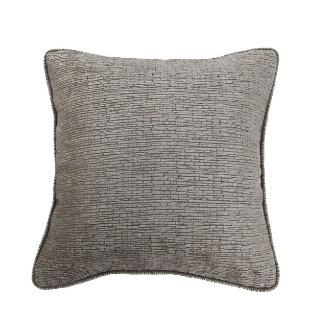 Bricks Champagne Cushion 45x45cm - Beige
