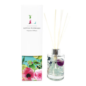 Floral Lotus & Water Lily Reed Diffuser
