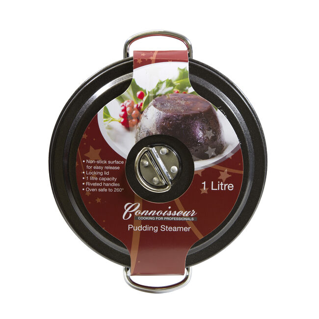 Connoisseur 1L Pudding Steamer
