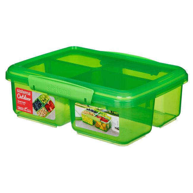 Sistema Outdoor Quad Multi-Split Lunchbox