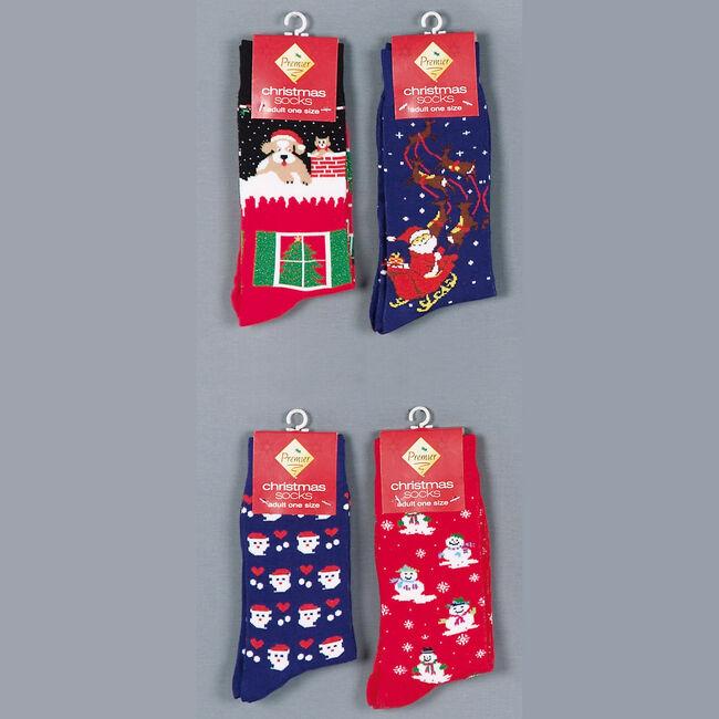 Premier Adult Christmas Socks