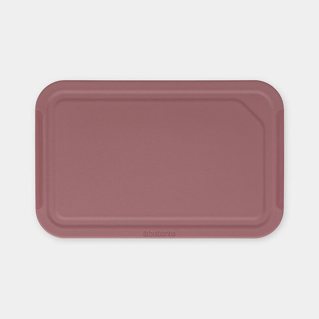 Brabantia Small Chopping Board - Grape Red