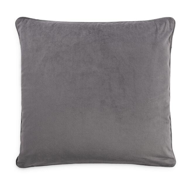 Naomi Cushion 45x45cm - Charcoal