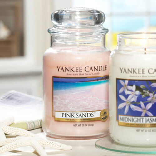 Yankee Candle Pink Sands Large Jars