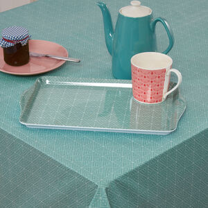 Patchwork Geo Tray