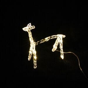 Lightup Christmas Reindeer Decoration