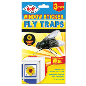 Doff Window Stickers