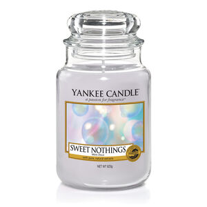 Yankee Candle Sweet Nothings Large Jar