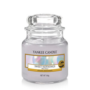 Yankee Candle Sweet Nothings Small Jar