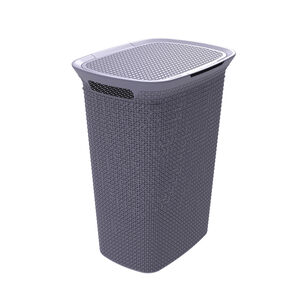 EZY Storage Mode Laundry Hamper 57L