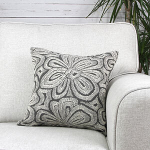 Annie Grey Cushion 45cm x 45cm