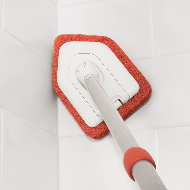 Good Grips Extendable Tub&Tile Scrubber