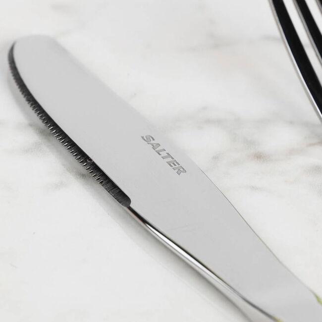 Salter Newbury Cutlery Set 24 Piece