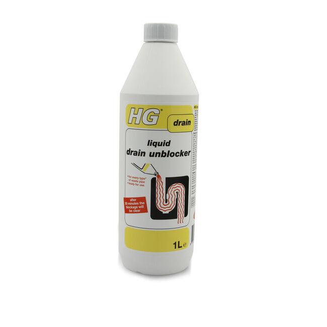 HG Drain Unblocker 1L