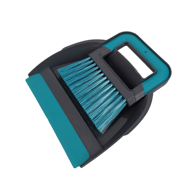 Gleam Clean Pristine Mini Dustpan & Brush Set