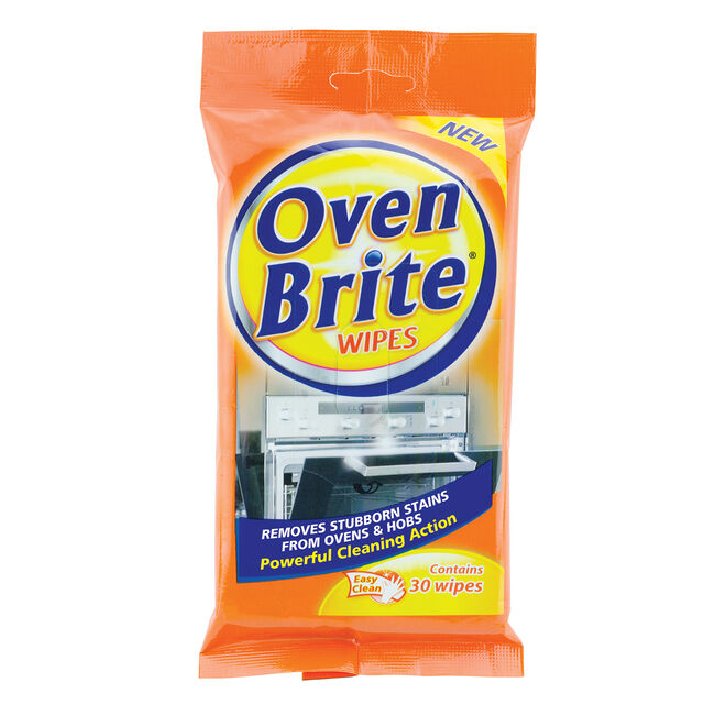 Oven Cleaning Wipes 30pk