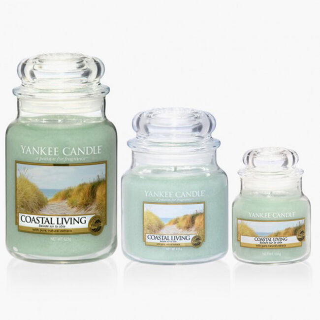 Yankee Candle Coastal Living Small Jar
