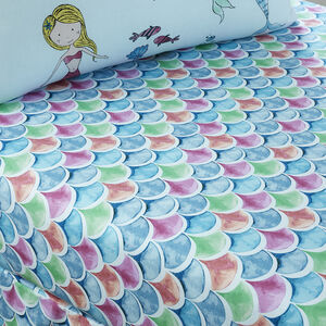 Mermazing Fitted Sheet