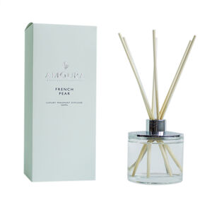 Amoura French Pear Reed Diffuser