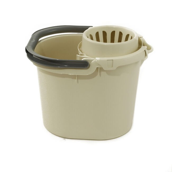 Mop Bucket Cream 16L