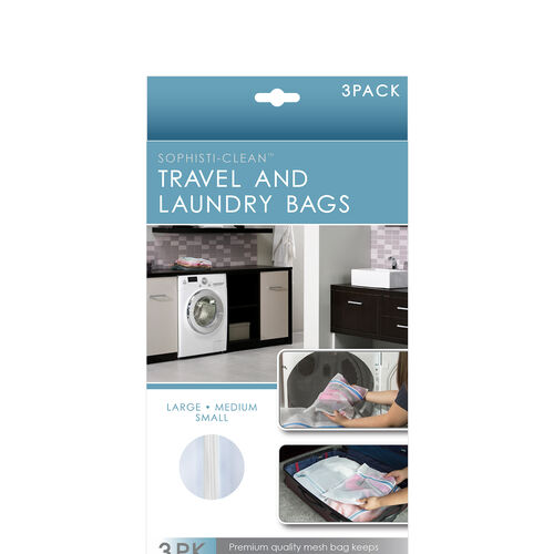 Laundry Bags 3 Pack