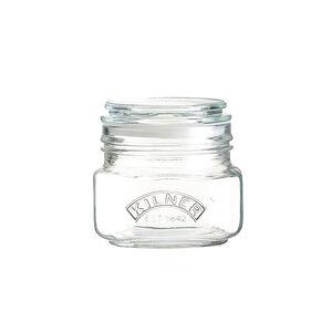 Kilner Square Push Top Jar 0.5L