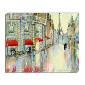Touring Paris Canvas 60x80