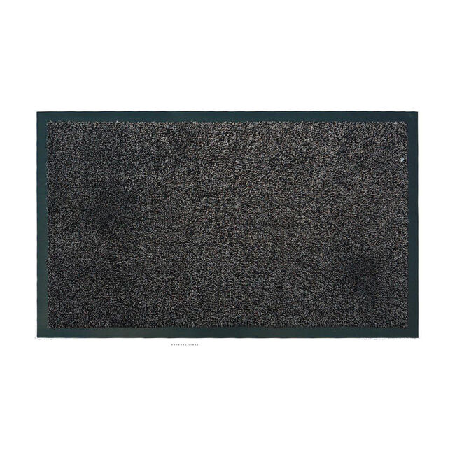 Chestnut Grove Washable Grey Door Mat 60x90cm