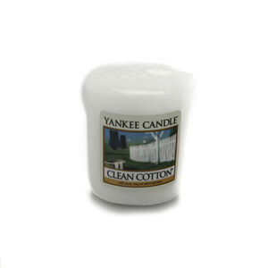 Yankee Candle Clean Cotton Votive