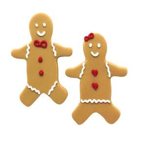 Gingerbread Pals Mini Sugarcraft Plaques