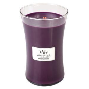 Woodwick Spiced Blackberry Large Jar