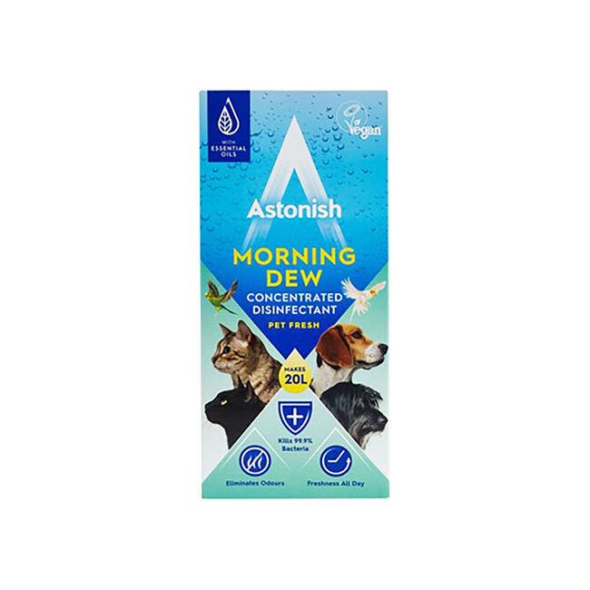 Astonish Concentrated Pet Fresh Disinfectant