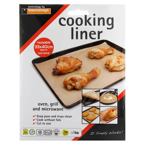 Toastabags Cooking Liner 33cm x 40cm