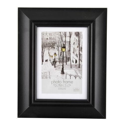 6x8 SIMPLY BLACK Photo Frame