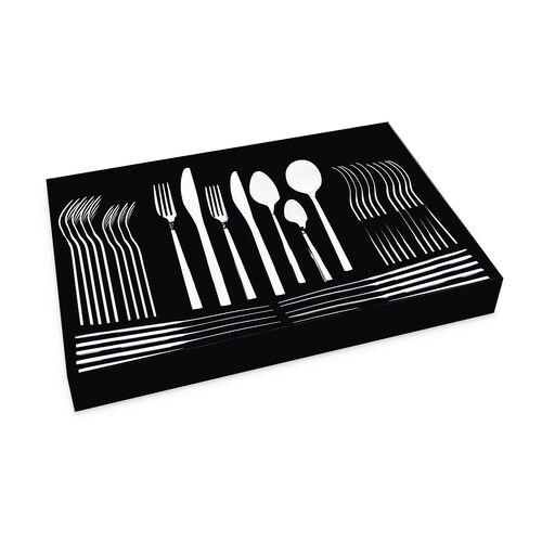 Bread + Butter Hammer Cutlery Set 42 Piece