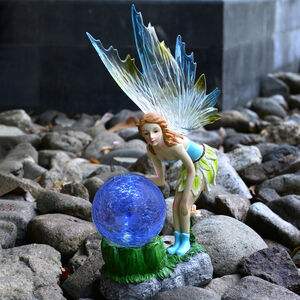 Colour Changing Solar Fairy Light