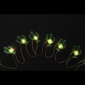 20 LED Cactus String Light