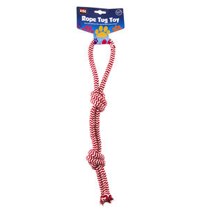 Trevs Toys Rope Tug Toy