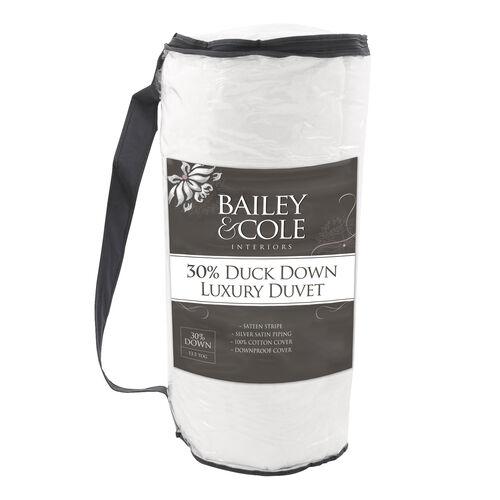 BAILEY & COLE LUXURY Down King Duvet