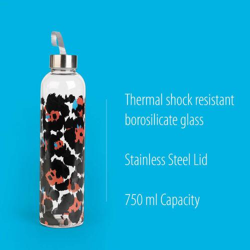 Cambridge Pop Animal Glass Bottle - 750ml