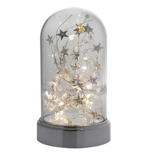 Glass Dome 20 LED Decorative Light
