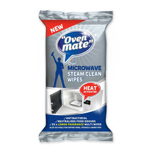 Oven Mate Microwave Steam Clean Wipes