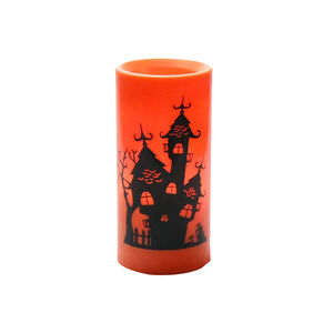 Halloween Led Projector Candle